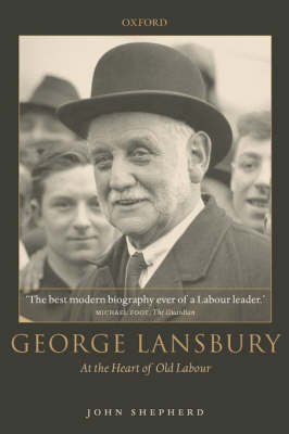 George Lansbury by John Shepherd