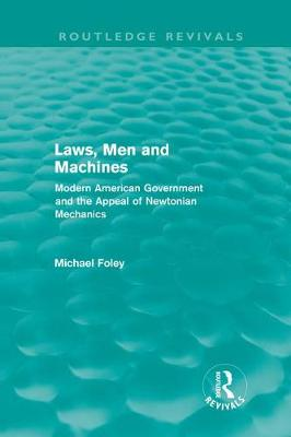 Laws, Men and Machines book