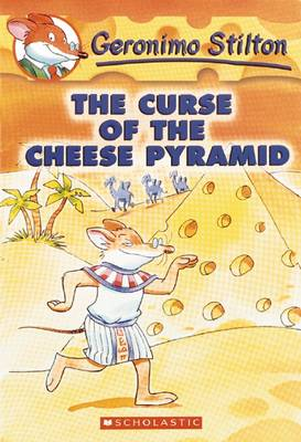Curse of the Cheese Pyramid book