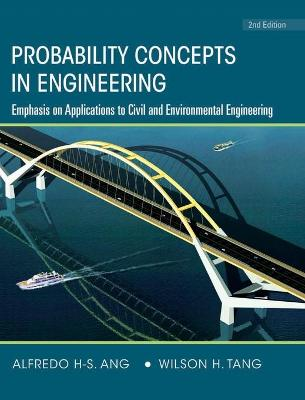 Probability Concepts in Engineering by Alfredo H. S. Ang