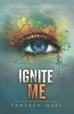 Ignite Me book
