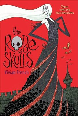 The Robe of Skulls by Vivian French