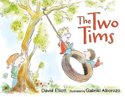 Two Tims book