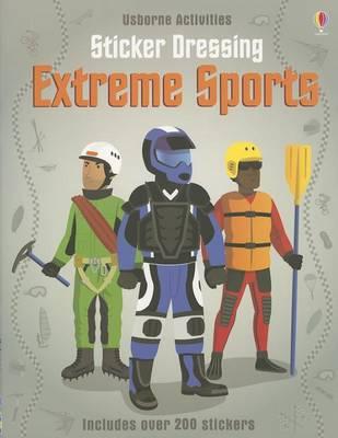 Sticker Dressing Extreme Sports by Lisa Jane Gillespie