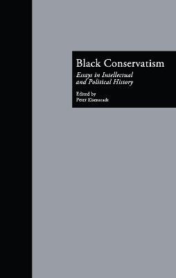 Black Conservatism book
