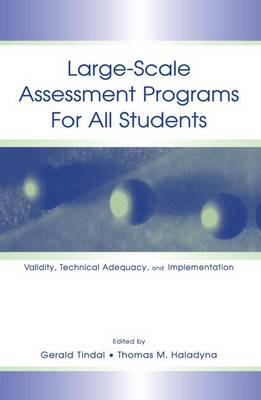 Large-scale Assessment Programs for All Students book