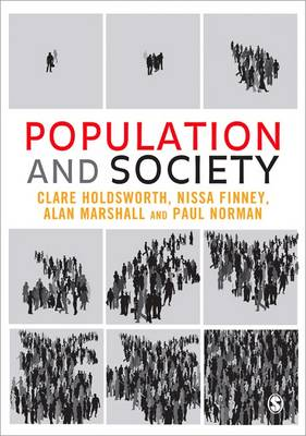 Population and Society by Paul Williamson