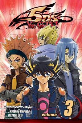 Yu-Gi-Oh! 5D's, Vol. 3 by Masahiro Hikokubo
