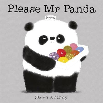 Please Mr Panda by Steve Antony