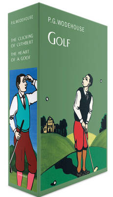The Golf Boxed Set by P G Wodehouse