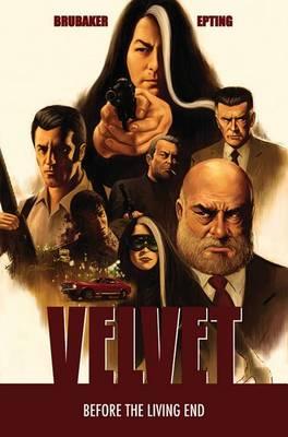 Velvet Volume 1 TP by Ed Brubaker