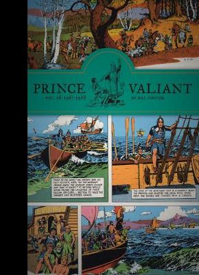 Prince Valiant Vol. 16: 1967-1968 by Hal Foster