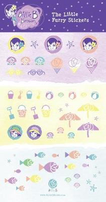 Billie B Stationery: Little Fuzzy Stickers by Sally Rippin