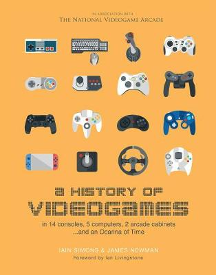 History of Videogames book