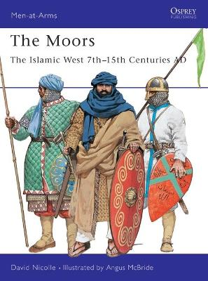 The Moors by David Nicolle