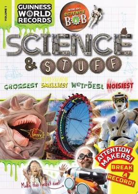 Guinness World Records: Science & Stuff book
