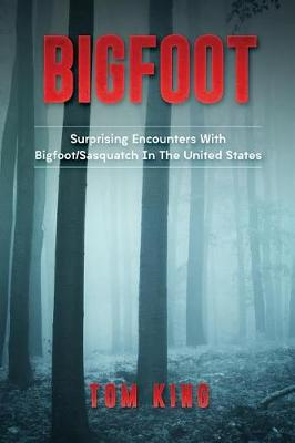 Bigfoot by Tom King