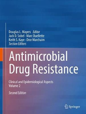 Antimicrobial Drug Resistance by Jack Sobel