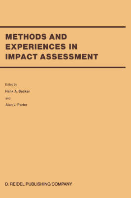 Methods and Experiences in Impact Assessment by Henk A. Becker