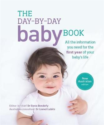 The Day-by-day Baby Book book