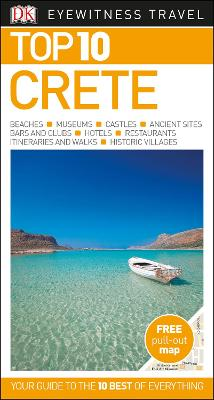 Top 10 Crete by DK Travel