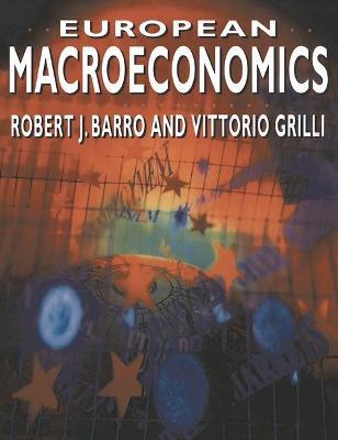 European Macroeconomics by Robert J. Barro