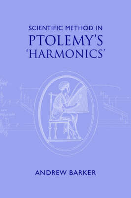 Scientific Method in Ptolemy's Harmonics book