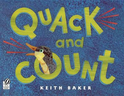 Quack and Count by Keith Baker