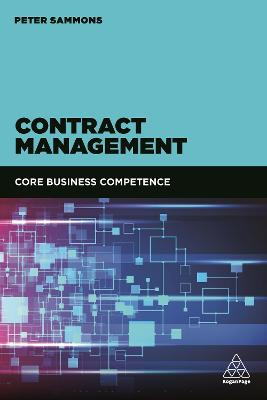 Contract Management by Peter Sammons