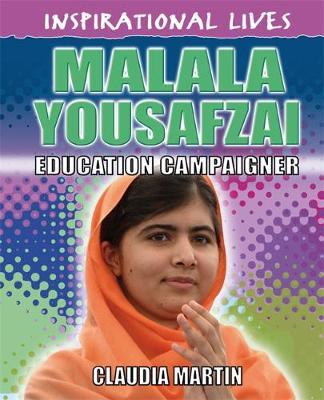 Malala Yousafzai by Claudia Martin