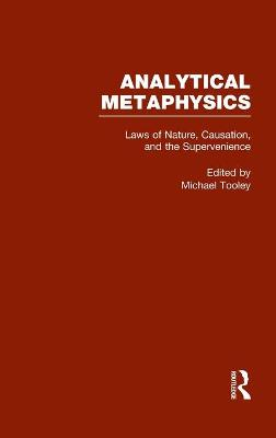 Laws of Nature, Causation, and Supervenience book
