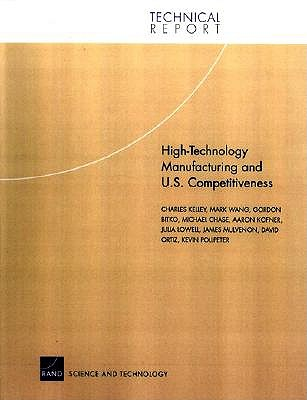 High-technology Manufacturing and U.S. Competitivenes by Charles Kelley