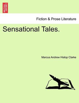 Sensational Tales. book