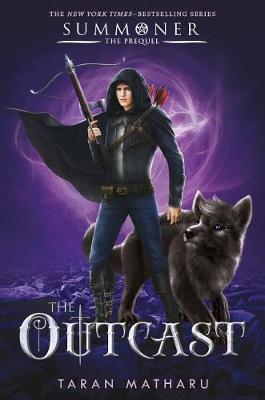 The Outcast by Taran Matharu