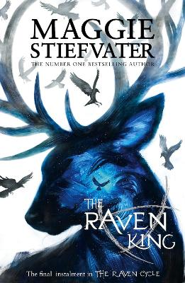 Raven King by Maggie Stiefvater