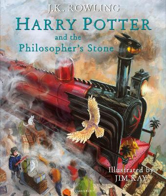 Harry Potter and the Philosopher's Stone book