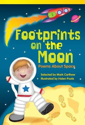 Footprints on the Moon: Poems About Space by Mark Carthew