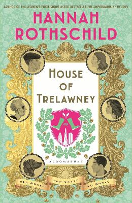 House of Trelawney: Shortlisted for the Bollinger Everyman Wodehouse Prize For Comic Fiction book