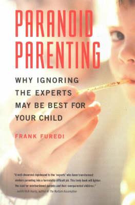 Paranoid Parenting book