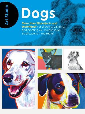 Art Studio: Dogs book