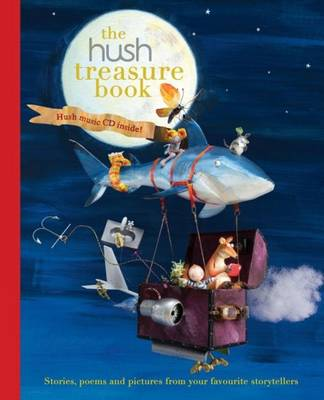 The Hush Treasure Book by Hush Foundation