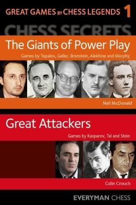 Great Games by Chess Legends by Neil McDonald