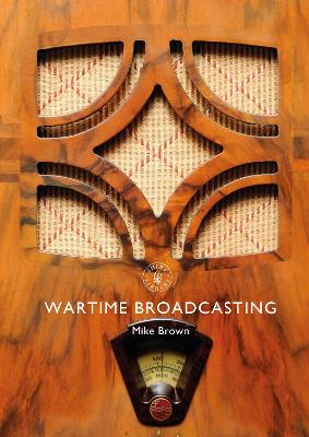 Wartime Broadcasting book