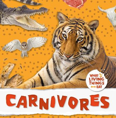 Carnivores by Harriet Brundle