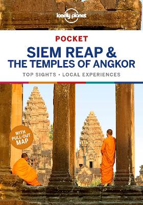 Lonely Planet Pocket Siem Reap & the Temples of Angkor book