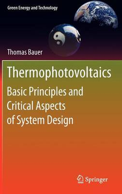 Thermophotovoltaics by Thomas Bauer