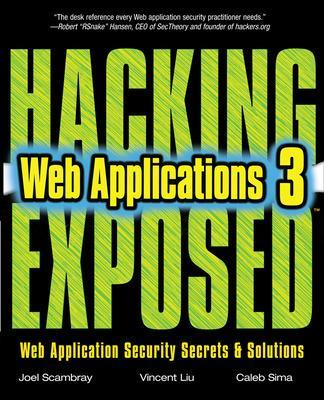 Hacking Exposed Web Applications book