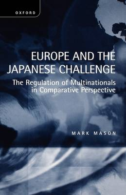 Europe and the Japanese Challenge by Mark Mason