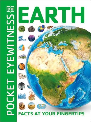 Pocket Eyewitness Earth: Facts at Your Fingertips by DK