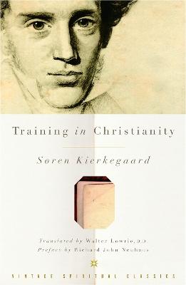 Training Christianity by Kierkegaard Soren